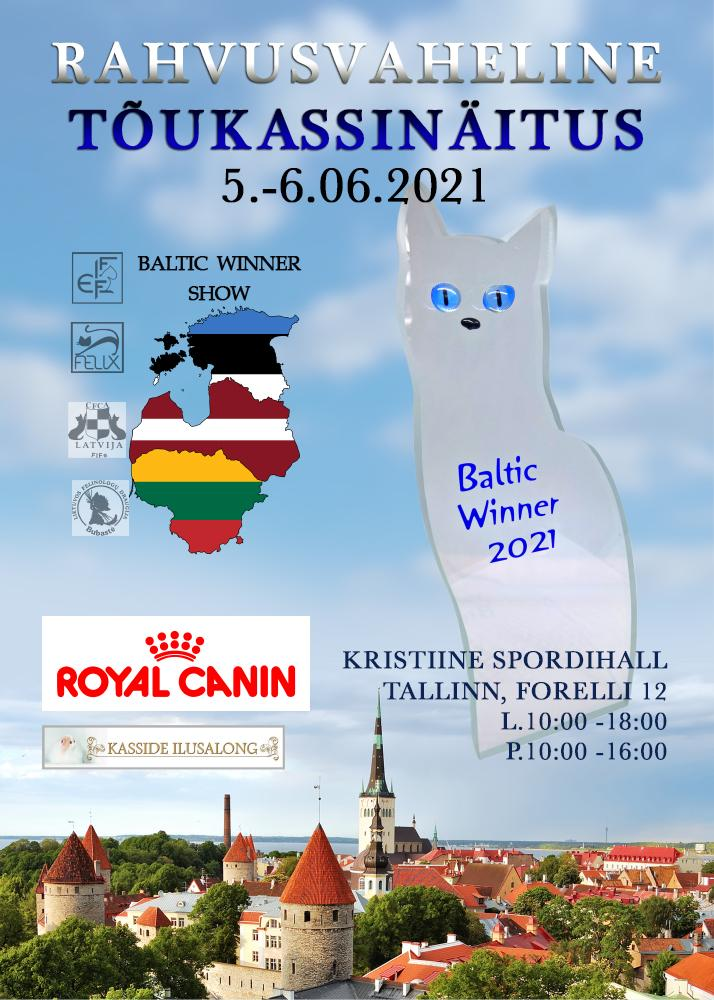 5th Baltic Winner